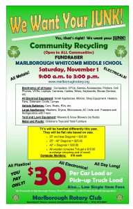 Electronics Recycling for all communities