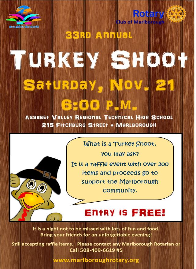 33rd Annual Turkey Shoot