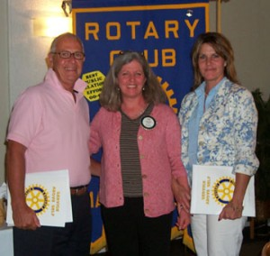 Newest Marlborough Rotarians, Marlborough Massachusetts