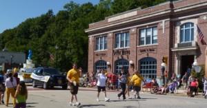 Marlborough Labor Day Parade 2012