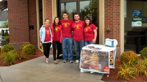 Raising awareness about the effort to end polio in the world