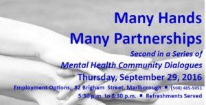 Many Hands Many Partnerships
